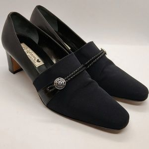 Brighton Black Quincy Shoes Size 9 N